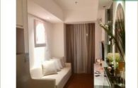 DISEWA! Taman Anggrek Residence Premium Furnished All New 2 Bedroom lantai rendah