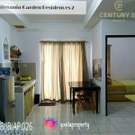 DIJUAL! Apartemen Mediterania Garden 2 Tj.Duren 2BR Full Furnish Low Floor Tower J