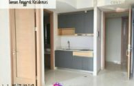 DISEWA! Apartemen Taman Anggrek Residence 1BR High Floor Semi Furnish