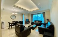 DISEWA: Apartemen Pakubuwono Residence 3BR+1 Low Floor Tower Iron Wood