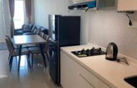 Apartemen Grand Madison Condo 2BR Lantai Rendah Full Furnished