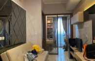 DISEWA! Taman Anggrek Residences 1+1BR Full Furnished Favorit Unit