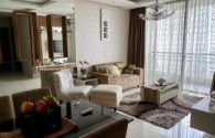 Apartemen Central Park Tower Alaina 2+1BR Furnished Mewah